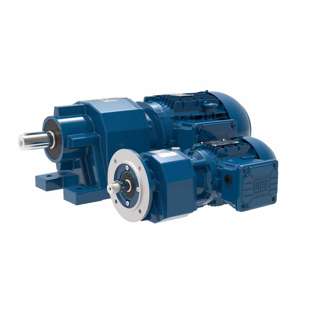 B&P Elektromotoren Wattdrive WG20 HELICAL