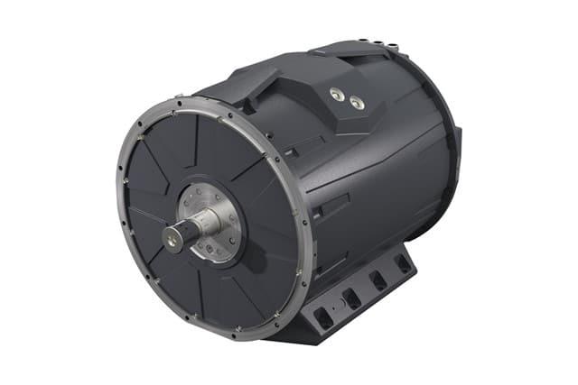 Permanent magneet motor