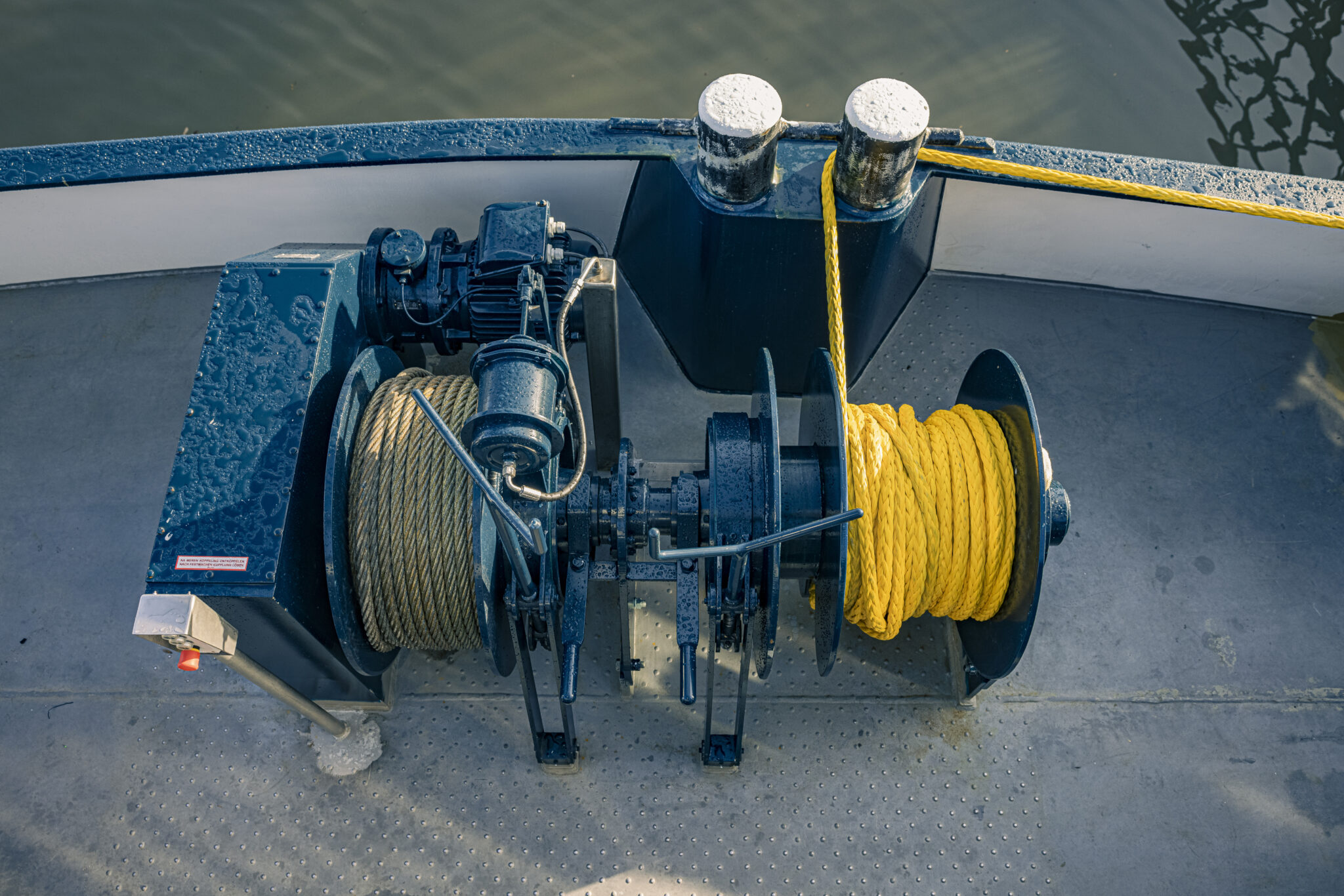 Ankerlieren - B&P Elektromotoren B.V.
