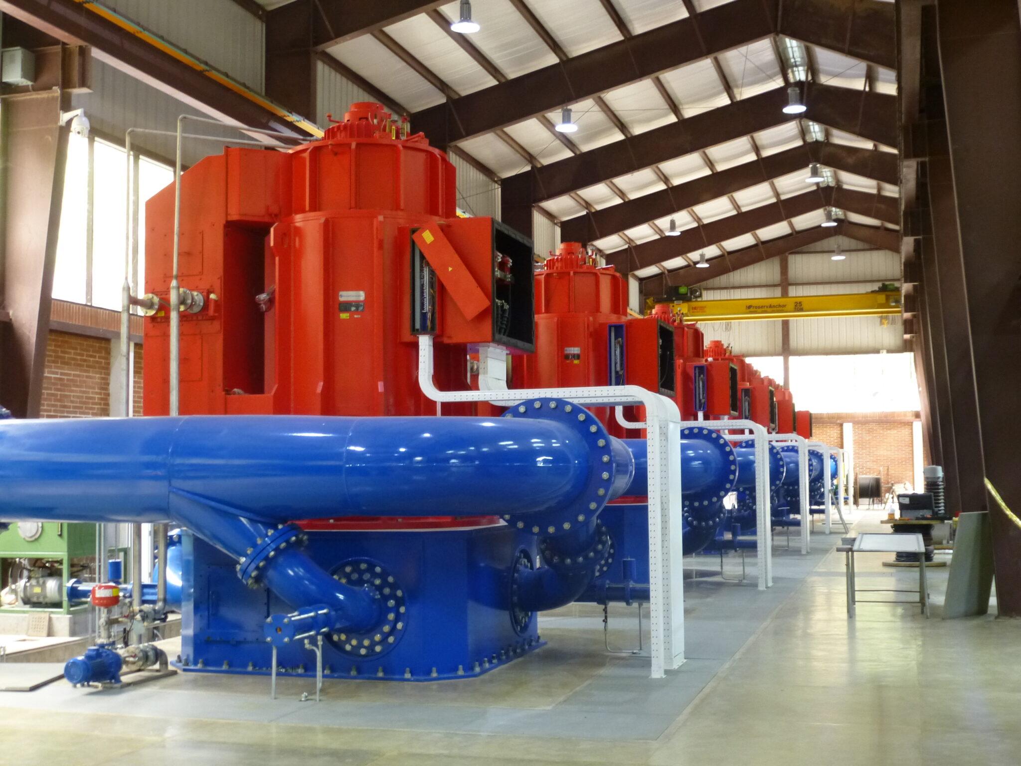 Marelli watergekoelde elektromotoren - B&P Elektromotoren B.V.