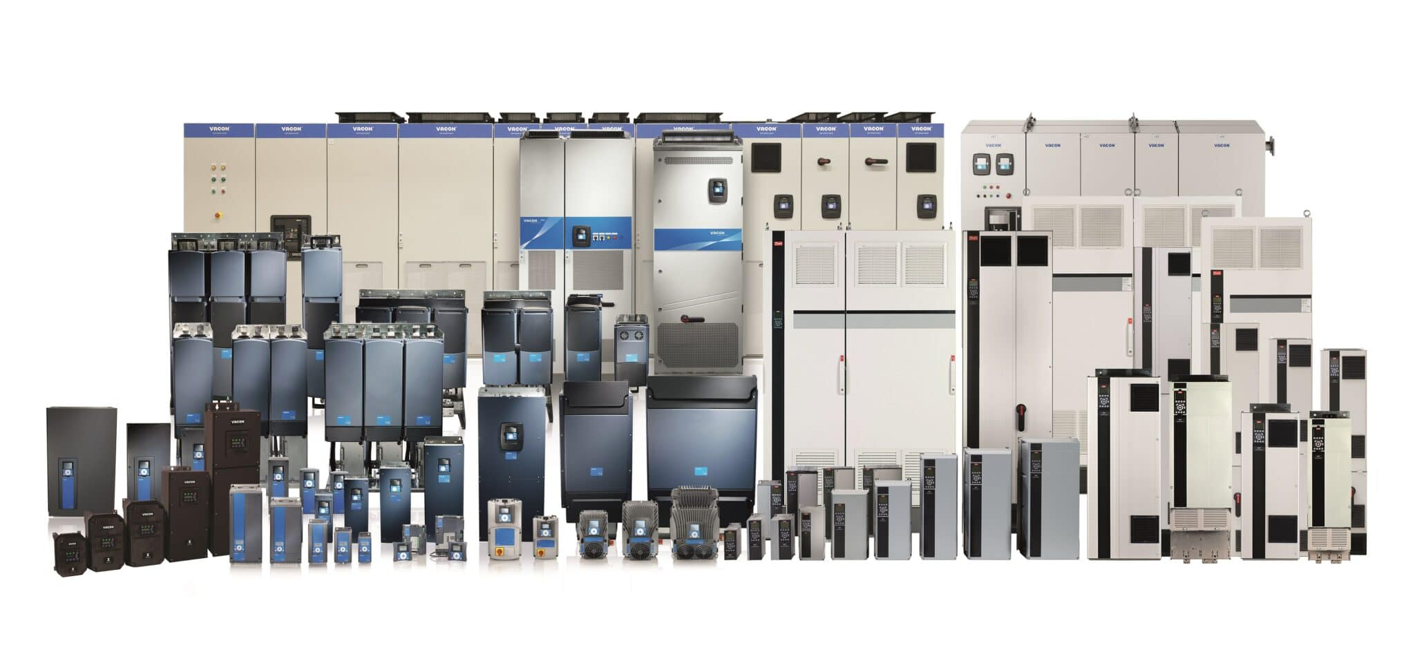 Danfoss VLT VACON Producten - B&P Elektromotoren B.V.